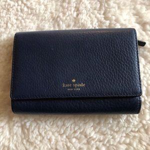 {Kate Spade} Tri-fold wallet